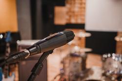 colegio map, microfonía