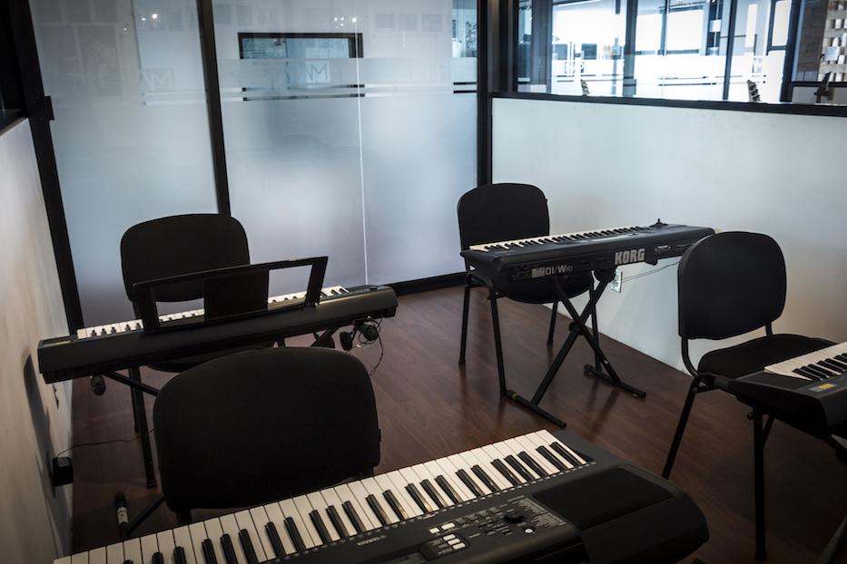 Salón de Piano