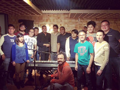 Clínica de piano con Osmany Paredes