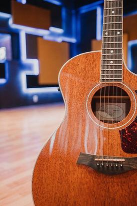 colegio map música, guitarra
