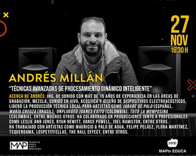 Andrés Millán