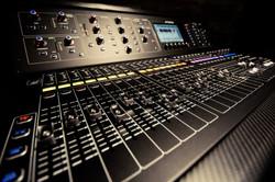 Consola Midas M32 (Estudio A)