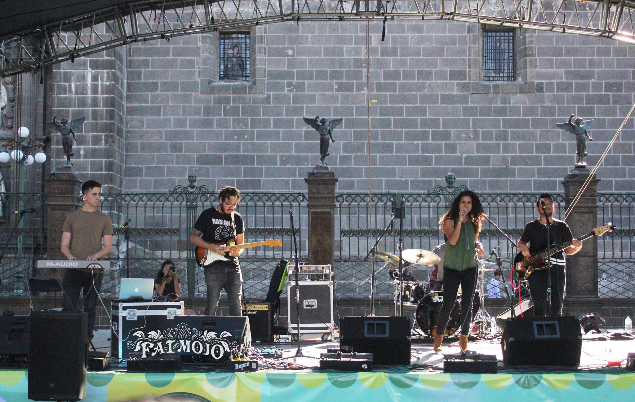 Fat Mojo - Festival Rodante