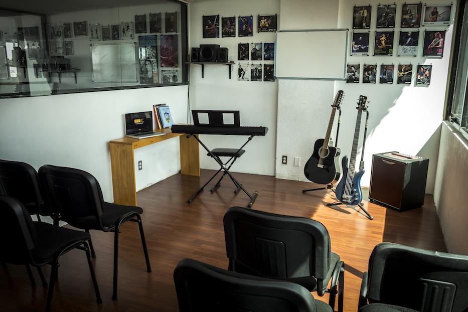 Salón Teórico 2