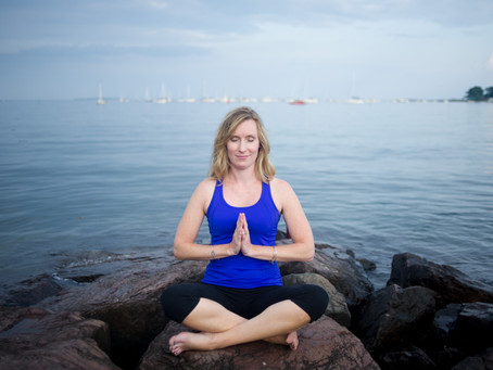 Three Easy Yoga Poses to Manage College Stress