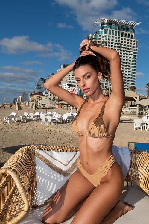 leather bikini ניוד