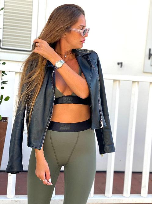 Odel Olive long מכנס