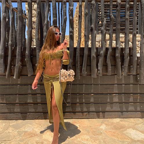 Beachwear olive