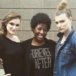 Instagram - #models + #hairstylist =❤️