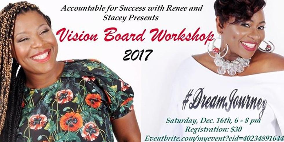 Visionboard Workshop 2017