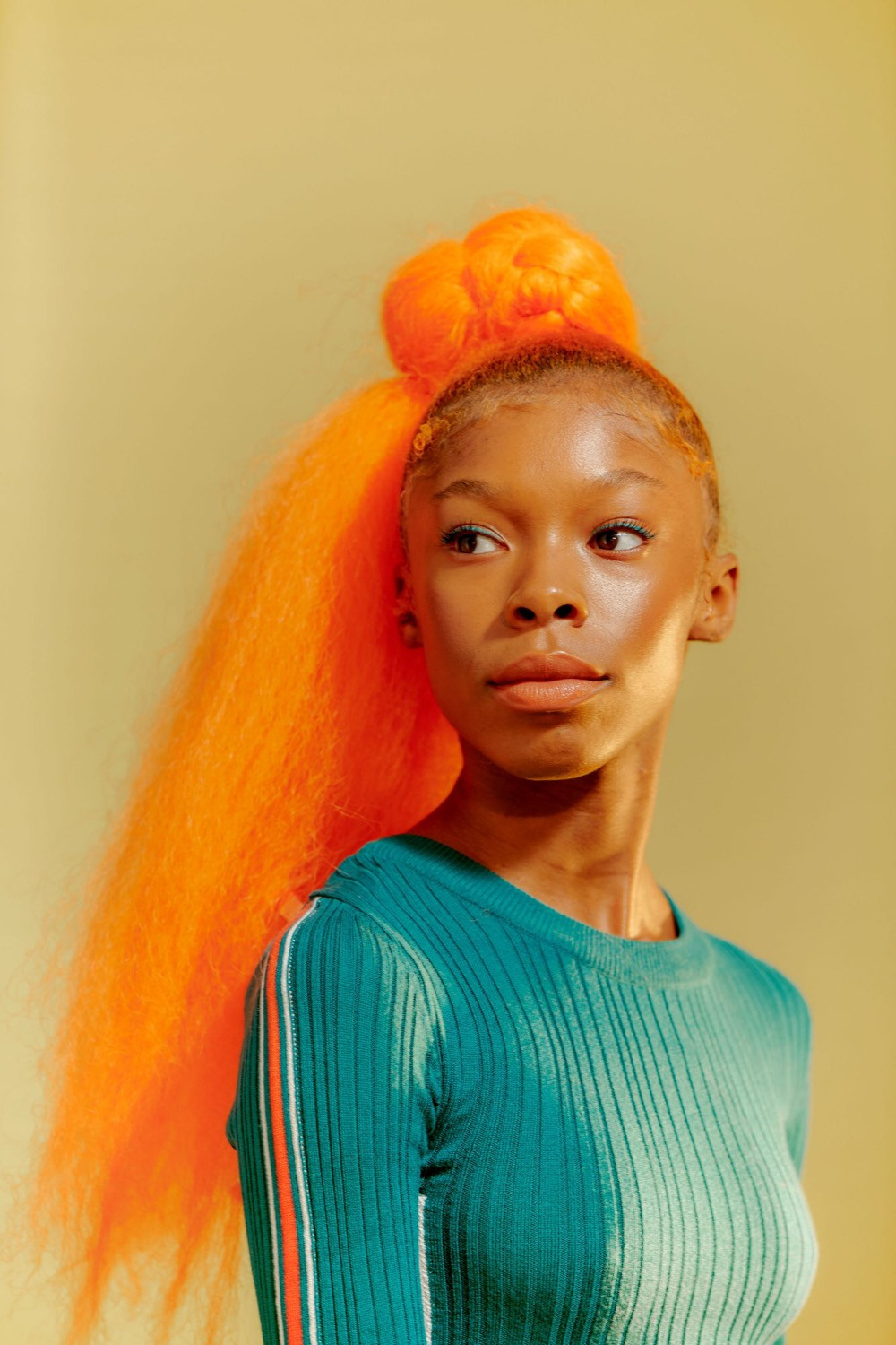How To Avoid Breakage After Coloring Your Natural Hair