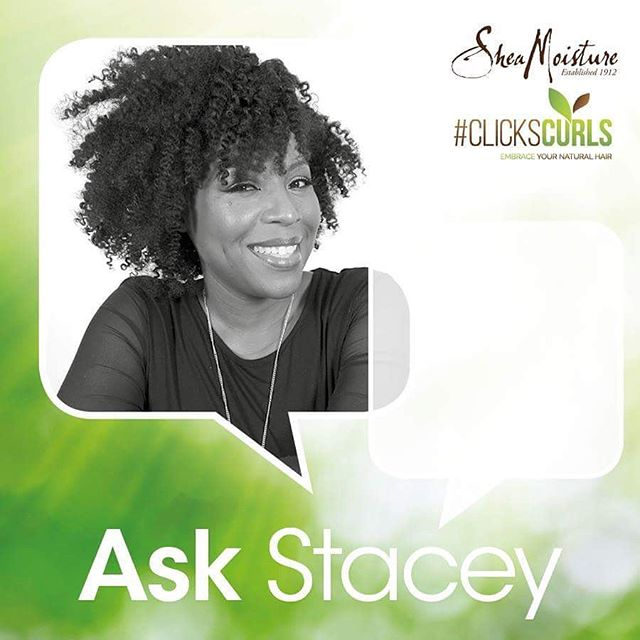 WOW!!!! #AskStacey on another level!🙌🏾Facebook LIVE Natural Hair Q & A tomorrow at 8am Eastern tim