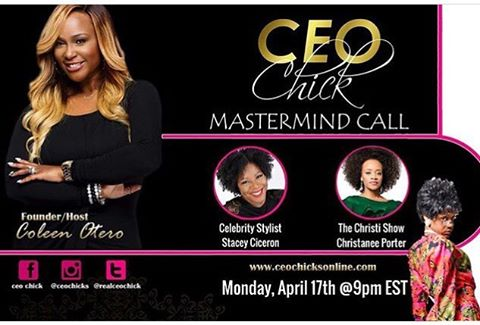 Tonight is the night! 📞☎️Make sure to tune in to this powerful _ceochicks mastermind call