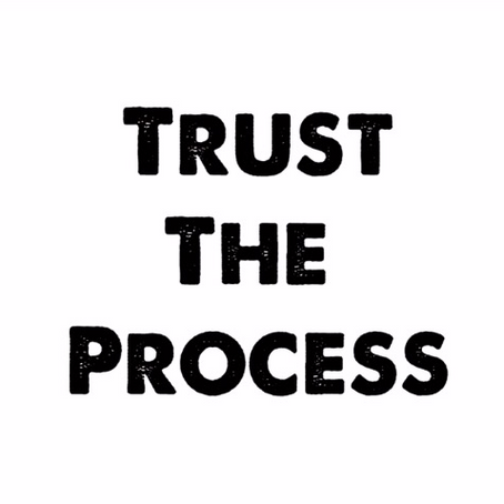 Trust The Process | Stacey Ciceron
