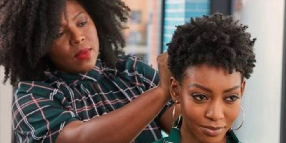 30 Day Popup Group For Textured Hair Education