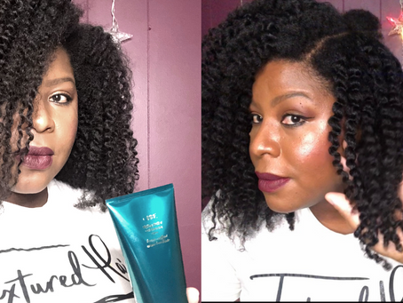 How To Get A PERFECT TWIST OUT On My Type 4 Hair using Oribe Styling Butter