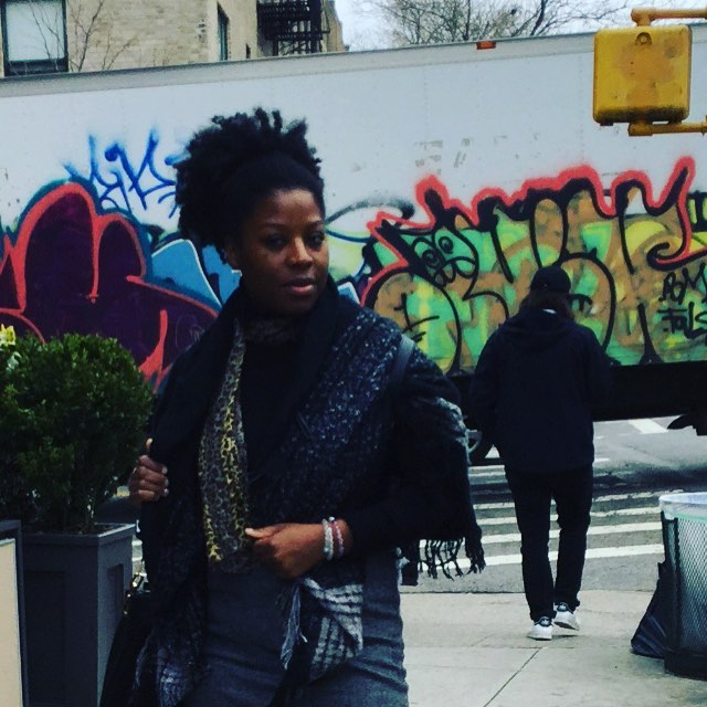 #BK #NYC moment!_#ClintonHills #Brooklyn #NewYork #grafitti #Goalgetter _texturedhairprofessionals