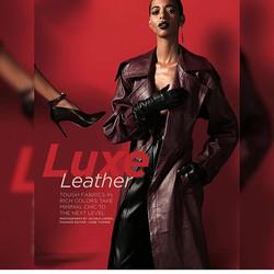 New WERK!🔥🔥 #Repost _qmodels ・・・_Virginie for Essence Magazine_._._