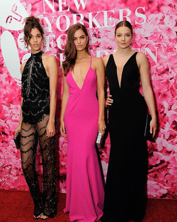 Lovely ladies I styled for the red carpet _thesocietynyc _newyorkersforchildren event _robinmarjolei