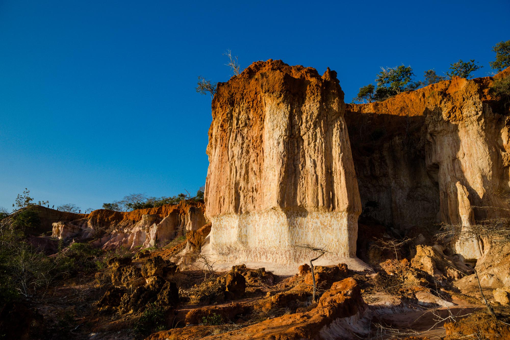 Marafa kaňon