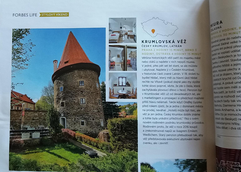 My photos of Cesky Krumlov Tower