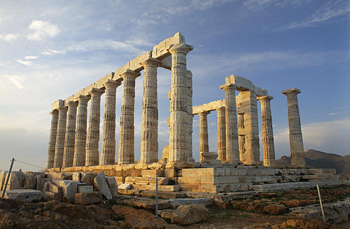 Poseidon Temple, Cape Sounio