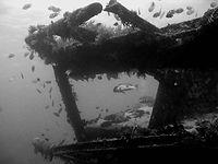 diving courses, fun diving, wreck