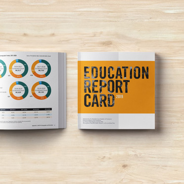 Nashville Area Chamber - Education Report Card