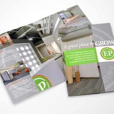 Entrepreneurs Pad Brochure