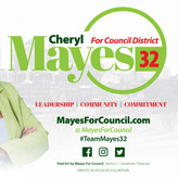 Mayes for District 32