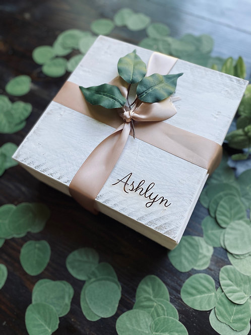 Bridal Party Gift Boxes