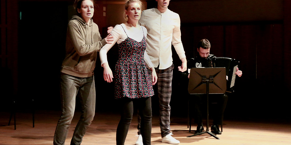 Whistle Stop Opera: Hansel and Gretel