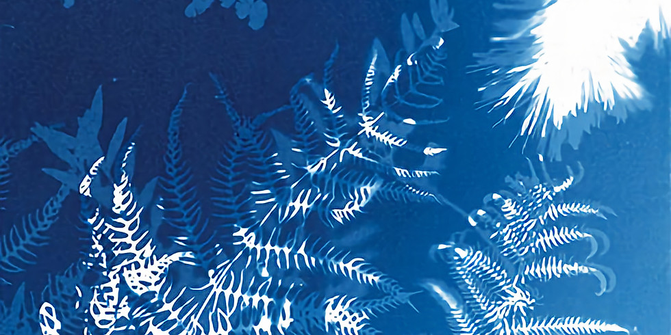 Science at Ushaw - Cyanotypes workshop  11am and 2pm