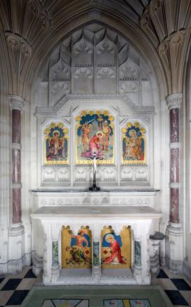 Memorial Chapel by Sebastian Pugin Powell, 1923