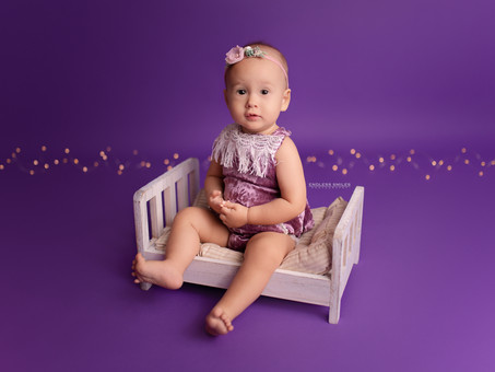 Endless Smiles Photography | 12 S. Haddon Ave | Haddonfield, NJ | 08033 | Arabella's First Birthday!