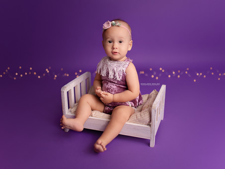 Endless Smiles Photography | 12 S. Haddon Ave | Haddonfield, NJ | 08033 | Arabella's First Birthday!