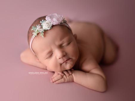 Endless Smiles Photography | 12 S. Haddon Ave | Haddonfield, NJ | 08033 | Skylar's Newborn Session