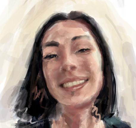 Fiona portrait 2020