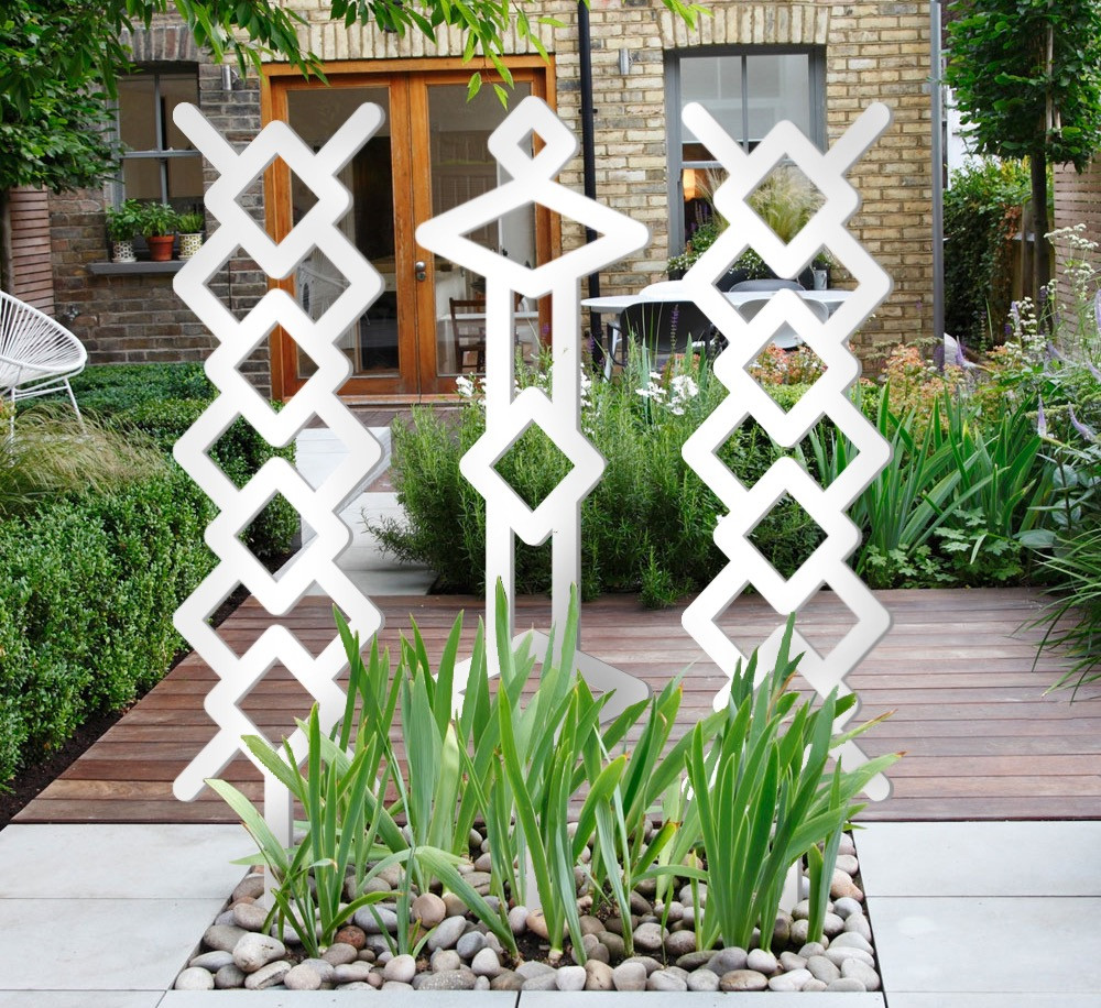 CULTURE ICONS INFUSED INTO HOME GARDENS