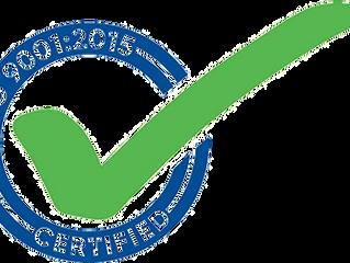 Microvet conquista a nova versão da ISO 9001: 2015