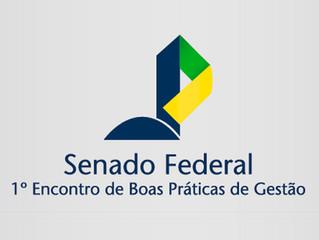 MicroVet participa de I Encontro de Boas Práticas de Gestão do Senado Federal