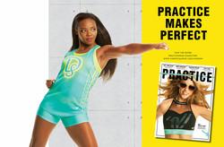 Practice Wear: Brand Identity & design, photo, brand activation