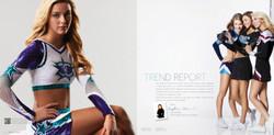 - Cheer All Star Fashion Apparel: Visual expression & creative execution