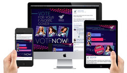 Voting App: Ideation & creative execution