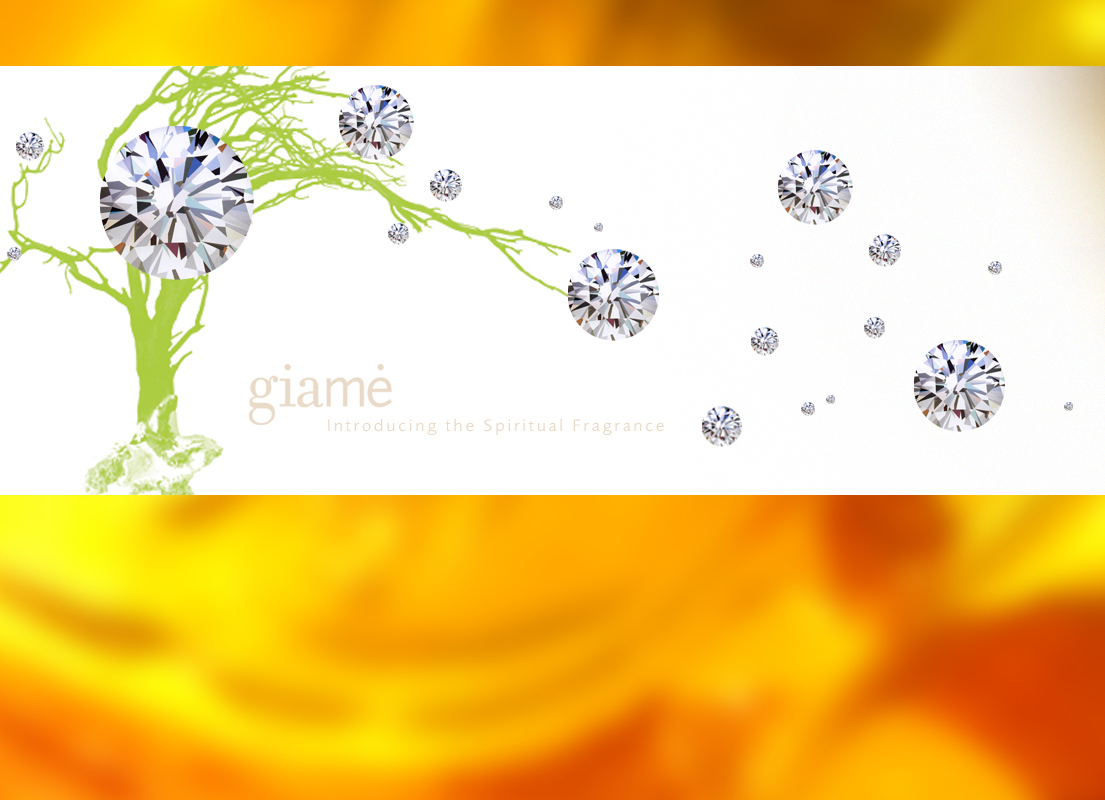 Giame: A spiritual Fragrance