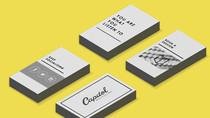 5 טיפים לעיצוב כרטיס ביקור מושלם