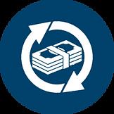 Money dollars - blue.png