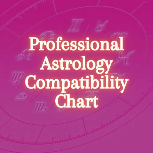 Astrological Compatibility Chart