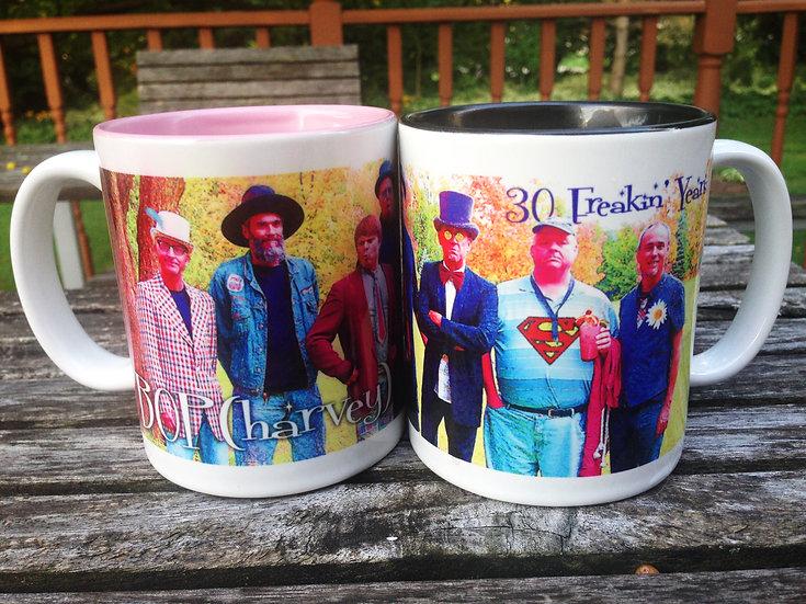30 Freakin' Years Coffee Mug