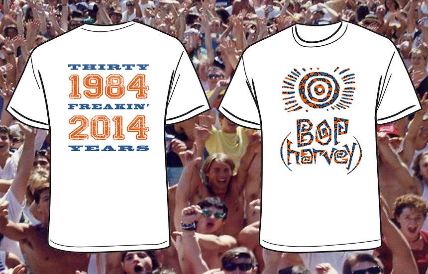 30 Freakin' Years Summer Tour T-shirt